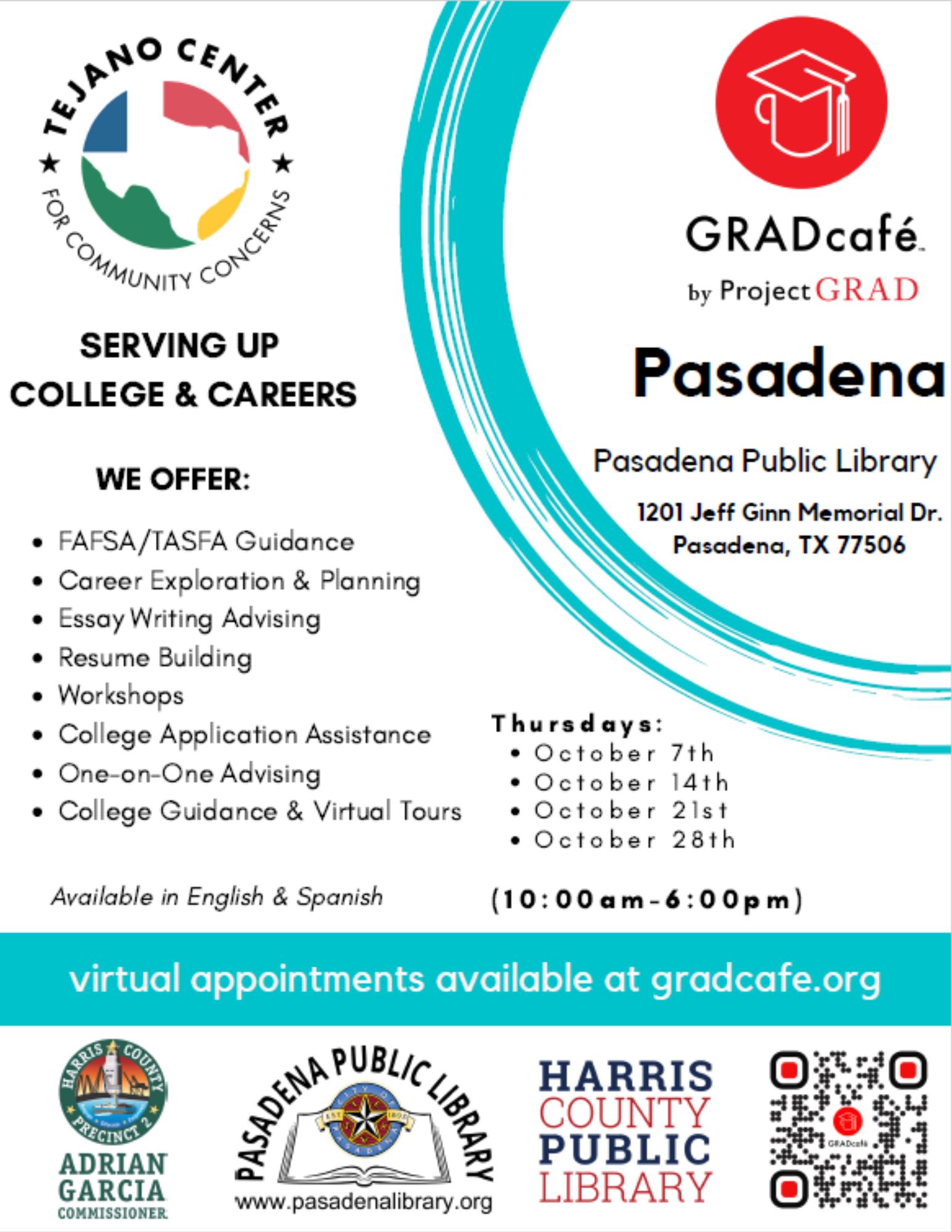 GRADcafé  - Financial Aid Application Assistance