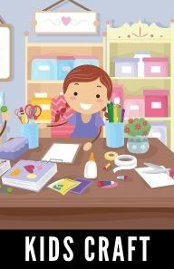 Kids Craft Central Program