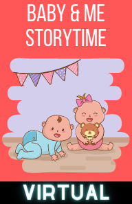 Virtual Baby & Me Storytime